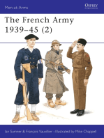 The French Army 1939–45 (2)