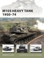 M103 Heavy Tank 1950–74