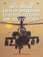 AH-64 Apache Units of Operations Enduring Freedom & Iraqi Freedom