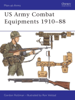 US Army Combat Equipments 1910–88
