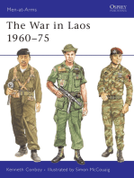The War in Laos 1960–75
