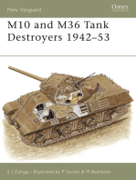 M10 and M36 Tank Destroyers 1942–53