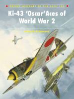 Ki-43 'Oscar' Aces of World War 2