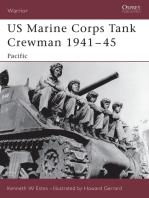 US Marine Corps Tank Crewman 1941–45