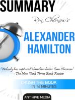 Ron Chernow's Alexander Hamilton Summary