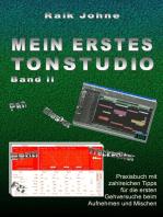 Mein erstes Tonstudio - Band II