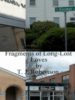 Fragments of Long-Lost Loves