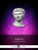 Delphi Complete Works of Appian (Illustrated)