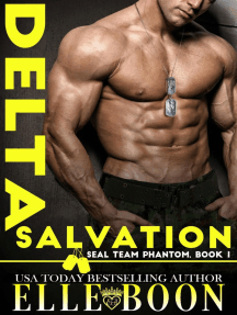 Delta Salvation: SEAL Team Phantom Series, #1