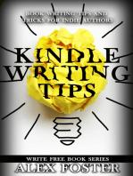 Kindle Writing Tips