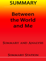 Between the World and Me | Summary