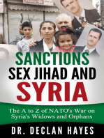 Sanctions, Sex Jihad and Syria