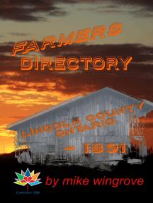 Farmers Directory Lincoln County, Ontario: circa 1891
