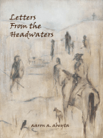 Letters from the Headwaters