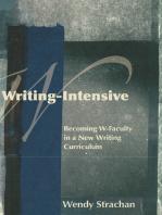Writing-Intensive