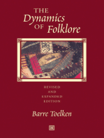 Dynamics Of Folklore