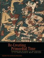 Re-Creating Primordial Time