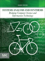 Systems Analysis and Synthesis