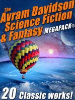 The Avram Davidson Science Fiction & Fantasy MEGAPACK®