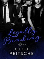 Legally Binding: Lawyers Behaving Badly, #1
