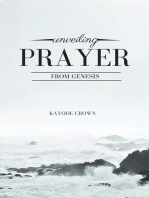Unveiling Prayer From Genesis