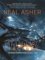 War Factory: Transformations Book Two