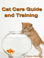 Cat Care Guide and Training