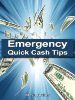 Emergency Quick Cash Tips