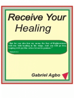 Receive Your Healing