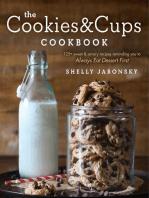 The Cookies & Cups Cookbook