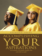 Accomplishing Your Aspirations
