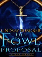 The Fowl Proposal Bonus Scenes