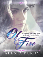 Of Fire (A Sensual Outtake from A Dark Faerie Tale Series)