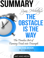 Ryan Holiday's The Obstacle Is the Way