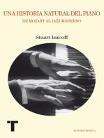 Una historia natural del piano: De Mozart al jazz moderno