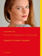 Porträt Fotografie im Fotostudio