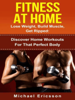 Fitness At Home