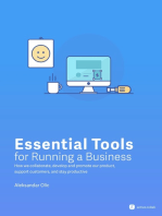 Essential Tools for Running a Business