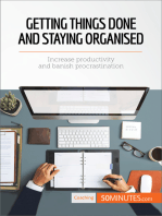Getting Things Done and Staying Organised