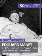 Édouard Manet et l'art de la provocation