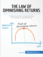 The Law of Diminishing Returns