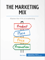 The Marketing Mix: Master the 4 Ps of marketing