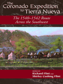 The Coronado Expedition to Tierra Nueva: The 1540-1542 Route across the Southwest