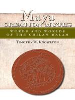 Maya Creation Myths