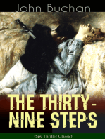 THE THIRTY-NINE STEPS (Spy Thriller Classic)