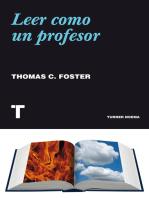 Leer como un profesor