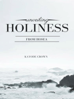 Unveiling Holiness From Hosea