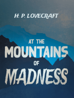 At the Mountains of Madness (Fantasy and Horror Classics)