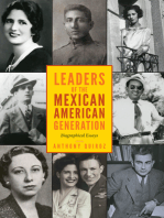 Leaders of the Mexican American Generation