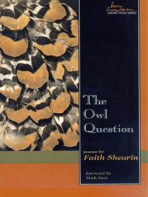 Owl Question: Poems